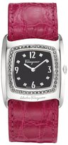 Salvatore Ferragamo Women's F51SBQ9099I S703 Diamonds Interchangeable Band Watch