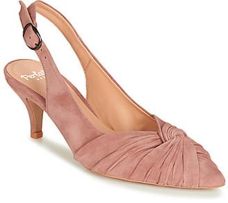 Perlato VOLUVA women's Sandals in Pink
