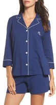 Lauren Ralph Lauren Women's Notched Collar Pajamas