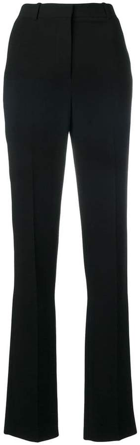 Givenchy tailored bootcut trousers