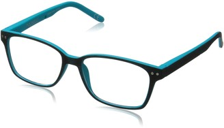 Foster Grant Women's 1017096-100.QTM Square Readers