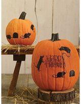 Martha Stewart Crafts Happy Halloween Mice Pumpkin Transfers 18 Pc