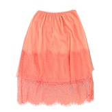 Patrizia Pepe Skirt In Tulle And Lace