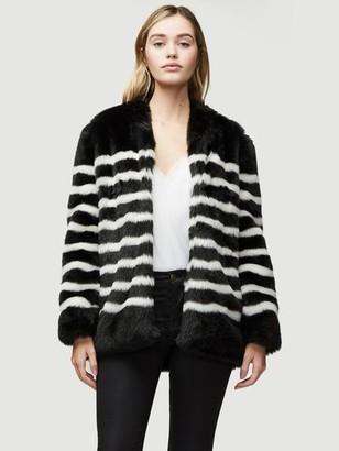 Frame Faux Fur Jerry Coat
