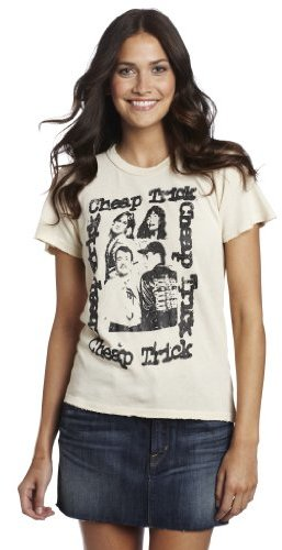 Junk Food Juniors Cheap Trick On Tour Tee