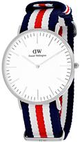 Daniel Wellington Classic Canterbury Collection 0202DW Men's Analog Watch