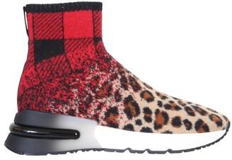 Ash Kim Degrade Slip-On Sneakers