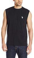 U.S. Polo Assn. Men's Faux Layer Muscle T-Shirt