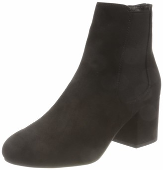 New Look Women's Entire-IC SDT Blck CHLSEA Ankle Boots