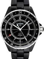 Chanel J12 GMT Ceramic Watch, 42mm