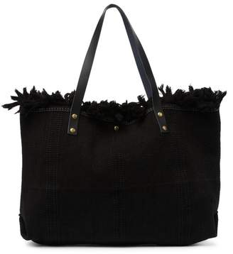 Persaman New York Dixie Frayed Tote