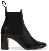 Chloé Leather Boots - Black