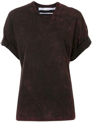 IRO faded effect T-shirt