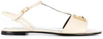Givenchy Mystic flat sandals