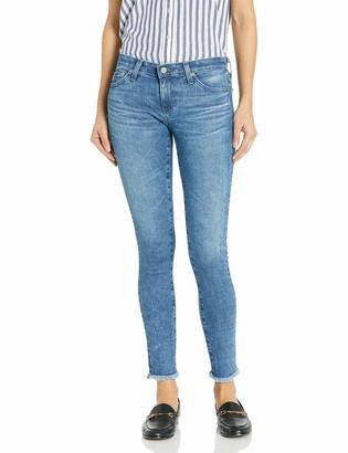 AG Jeans Women's The Legging Ankle Super Skinny Jean