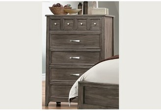 Gracie Oaks Pirkle 8 Drawer Chest Gracie Oaks