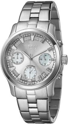 JBW Women's Alessandra Diamond & Crystal Watch