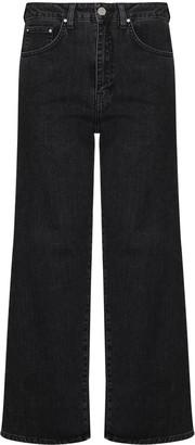 Totême Cropped Flared Jeans