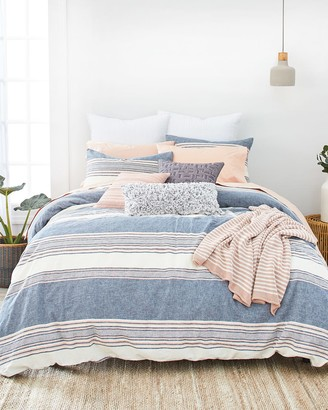Splendid Tuscan Stripe Duvet Set