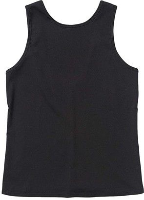 Richer Poorer Fitted Racer Front Tank (Stretch Limo) Women's Clothing