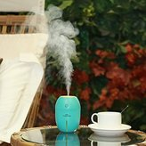 Ecosin Portable USB Humidifier Air Purifier Steam Diffuser Mist Office Room Accelerate the metabolism of cells, stimulate the activity of cells and increase the luster of skin.