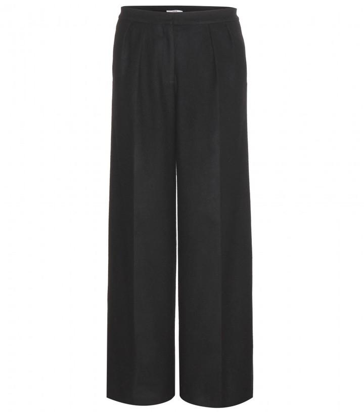 Edun Wool-blend trousers