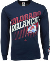 Majestic Men's Colorado Avalanche Building Strategy T-Shirt