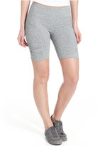 Calvin Klein Shorts, Skinny Ruched Bike Shorts