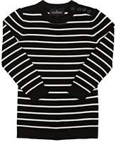 Little Remix Kids' Aza Striped Merino Wool Sweater