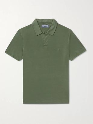 Vilebrequin Pirinol Tencel Polo Shirt