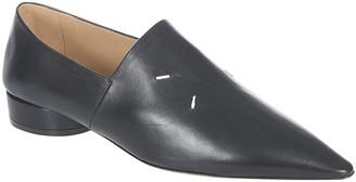Maison Margiela Logo Loafers