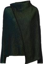 Issey Miyake Blend Wool Cardigan