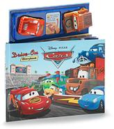 Avon Disney Cars Drive-On Storybook with Cars