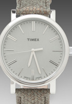 Timex Originals Classic Round Watch with Braided Strap