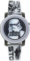 Disney Star Wars Stormtrooper Kids Flashing and Sound Digital Watch