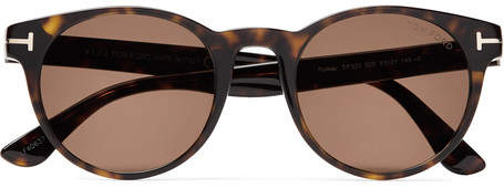 9c5ea6ad7d767 Tom Ford Brown Sunglasses For Men - ShopStyle Canada
