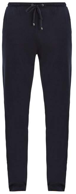 Zimmerli Cotton-blend jersey pyjama trousers