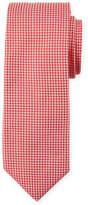 BOSS Diamond-Texture Silk Tie
