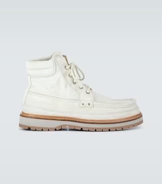 Jacquemus Les Chaussures Garrigue boots