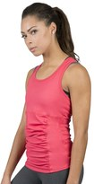 Soybu Women's Challenge Ruched Racerback Yoga Tank