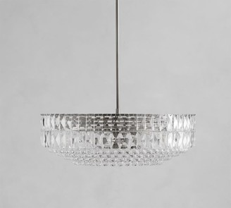 Rectangular Crystal Chandelier Shop The World S Largest Collection Of Fashion Shopstyle