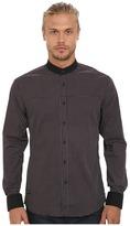 7 Diamonds Paperbond Long Sleeve Shirt Men's Long Sleeve Button Up