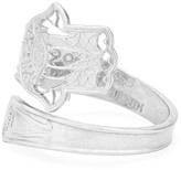 Alex and Ani Hand of Fatima Spoon Ring
