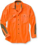 L.L. Bean L.L.Bean Men's Classic Upland Shirt, Hunter Orange