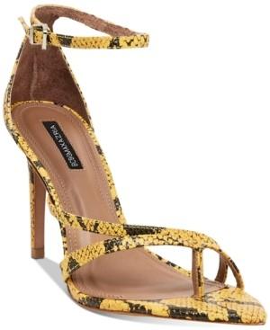 BCBGMAXAZRIA Women's Amelia Dress Sandals Women's Shoes