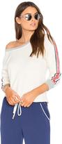Splendid Vintage Roller Rugby Stripe Sweatshirt
