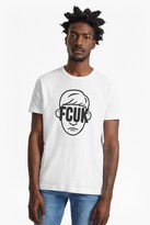 French Connection Face Slim Fit T-Shirt