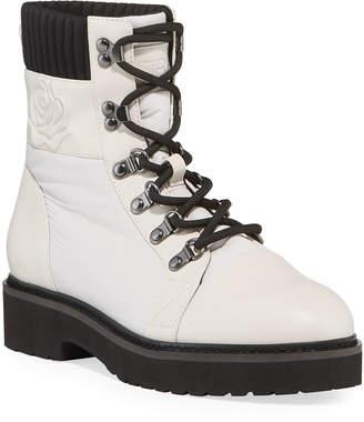 Taryn Rose Viktoria Weatherproof Combat Boots