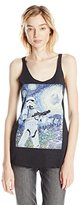 Star Wars Women's Stormy Night Graphic Tee