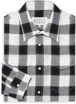 Maison Margiela Lumberjack Checkered Dress Shirt